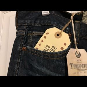 Men's Lucky 361 Vintage Straight Triumph Jeans